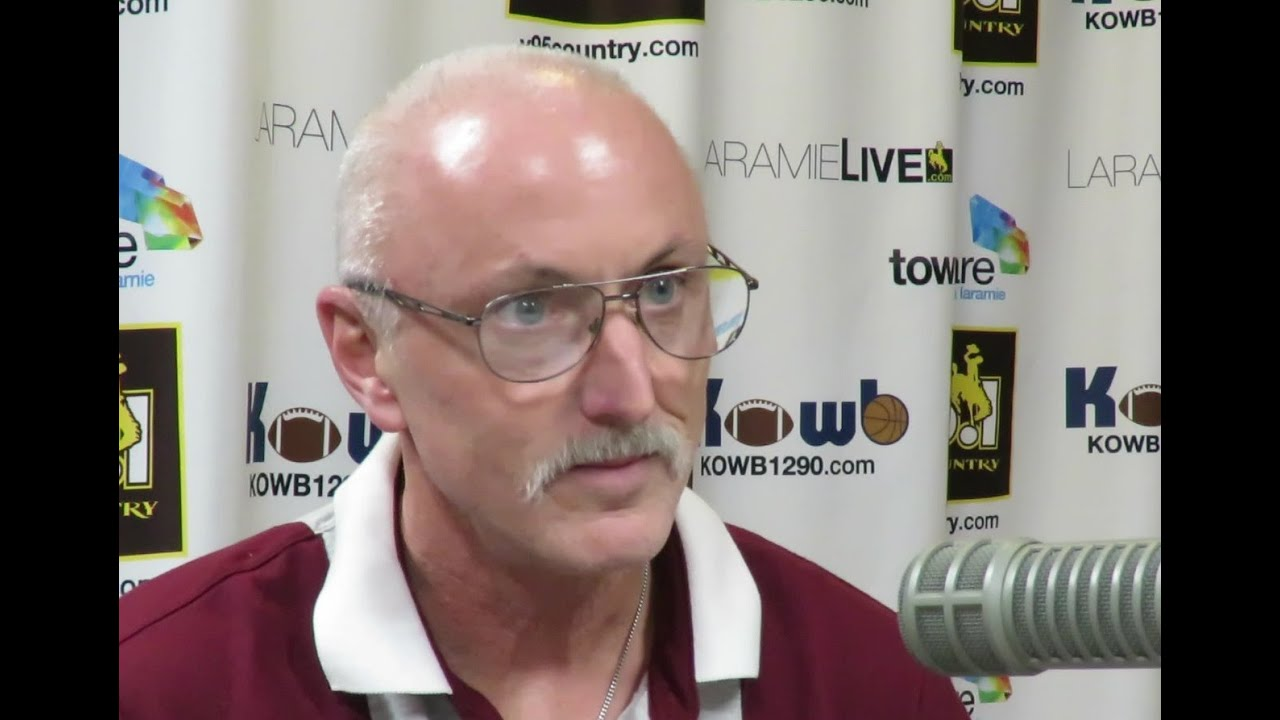 Klaus Halbsgut Talks with Laramie Live About Run for Commissioner