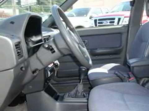 Hyundai excel interior