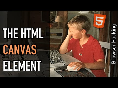 Browser Hacking: The HTML Canvas Element