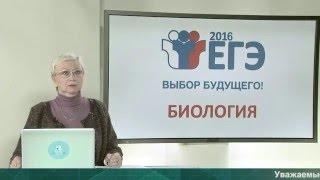 ЕГЭ-2016. Биология. Кто сдает ЕГЭ по биологии
