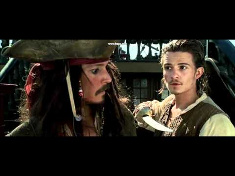 Son, I'm Captain Jack Sparrow