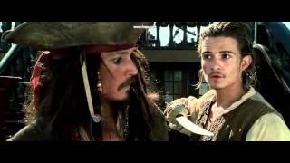Son, I'm Captain Jack Sparrow