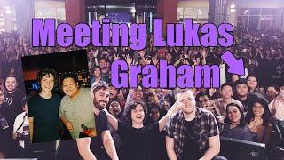 Meeting 3x Grammy Nominee Lukas Graham!  AMAZING VOCALS!!! | Fanboy Vlog #3