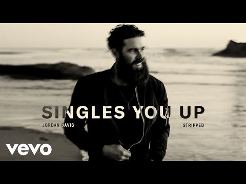 Jordan Davis - Singles You Up (Audio / Stripped)