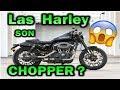 LAS HARLEY- DAVIDSON  SON CHOPPER? MAS NOVEDADES 2018