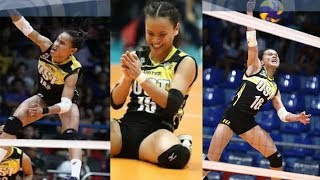 TOP 15 Best Actions of Cherry Rondinaッ|CHERRYBOMB|PH VOLLEYBALL