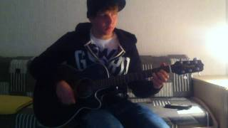 Stay The Night - James Blunt Acoustic Guitar Cover
