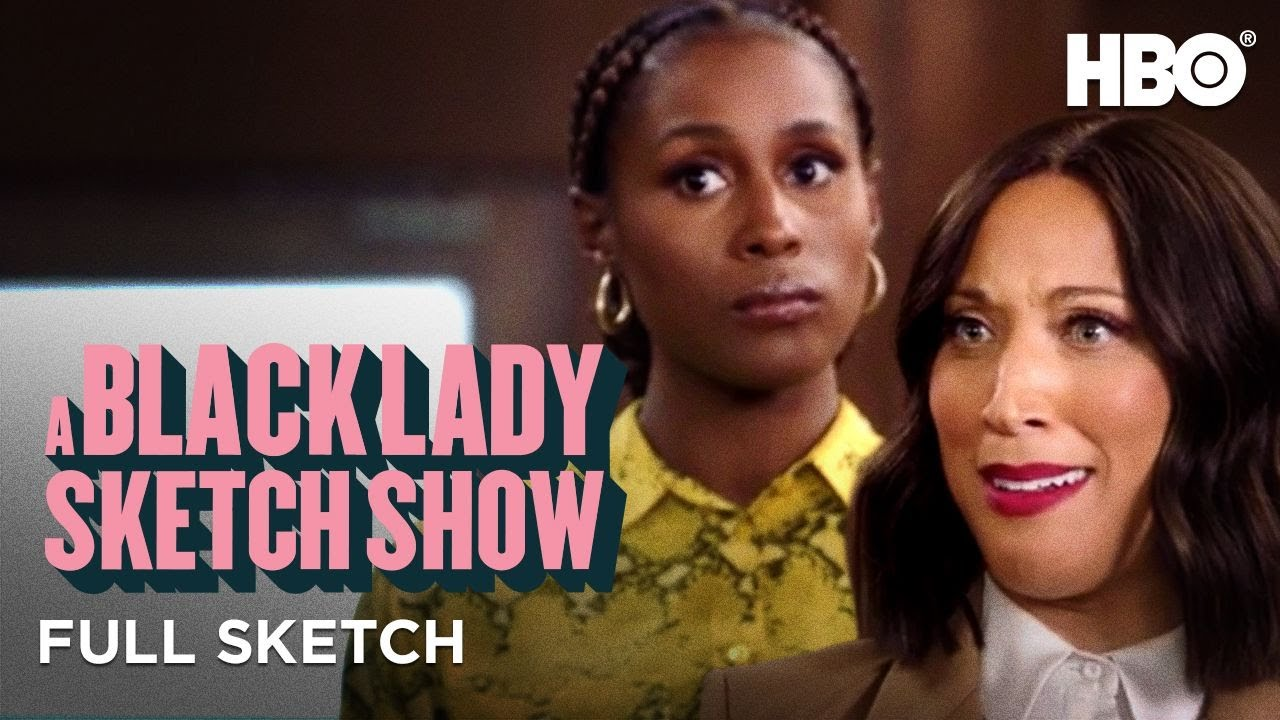 Download A Black Lady Sketch Show: Courtroom Kiki Part 2 (Full Sketch)   HBO