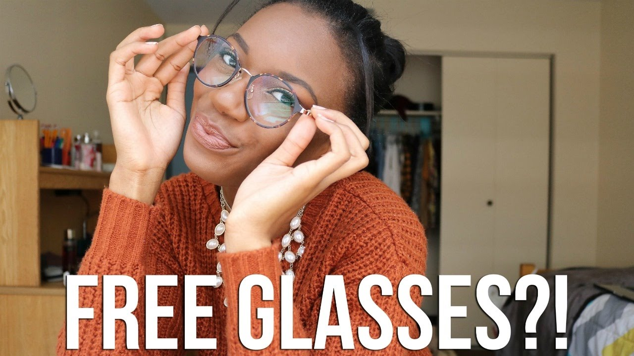 0a0e3c3dab7 New Glasses for Free!