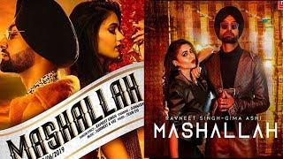 Mashallah: Ravneet Singh   Gima Ashi   Sumneet   Vee   Team DG   New Song 2019