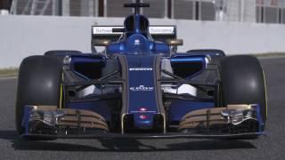 Sauber F1 Team 2017 C36 Ferrari | AutoMotoTV