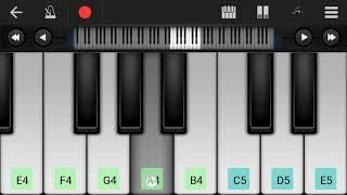 piano ringtone koyla