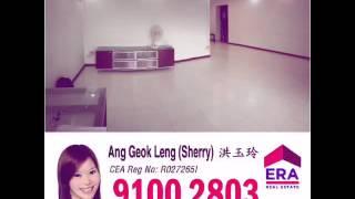 261A Sengkang, 5Rm For Sale,  110sqm. Call Sherry Ang @91002803