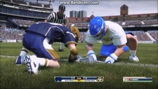 Casey Powell Lacrosse 16 Duke vs. Notre Dame