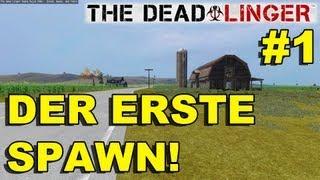 The Dead Linger Gameplay (Alpha) #1: Der erste Spawn!