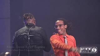 David By DP Express Feat KLASS and David B Live @ Dock Pullman Paris 9 Novembre 2019