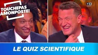 Doc Gynéco et Benjamin Castaldi en angoisse face à un quiz scientifique
