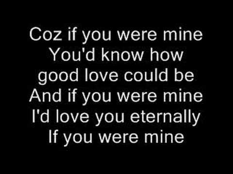 Boyzone - If You Were Mine (Lyrics + Pics)