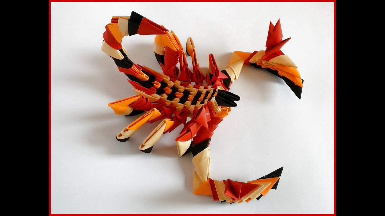 3d Origami | My blog - photo#17
