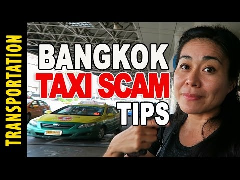 BANGKOK TAXI SCAMS & TIPS