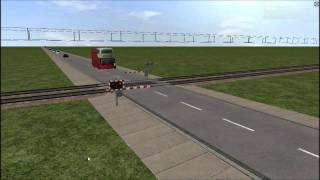 RailWorks 2: Train Simulator - Level Corssings
