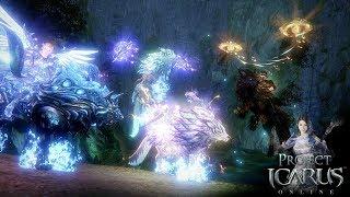 Mount Preview: Awakened Torkai, Torkai+, Phantom Torkai, Frozen Torkai [Icarus Online].mp3