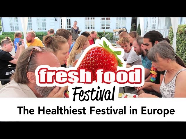 Regain your health and happiness at this amazing fruit festival  (80/10/10 style)