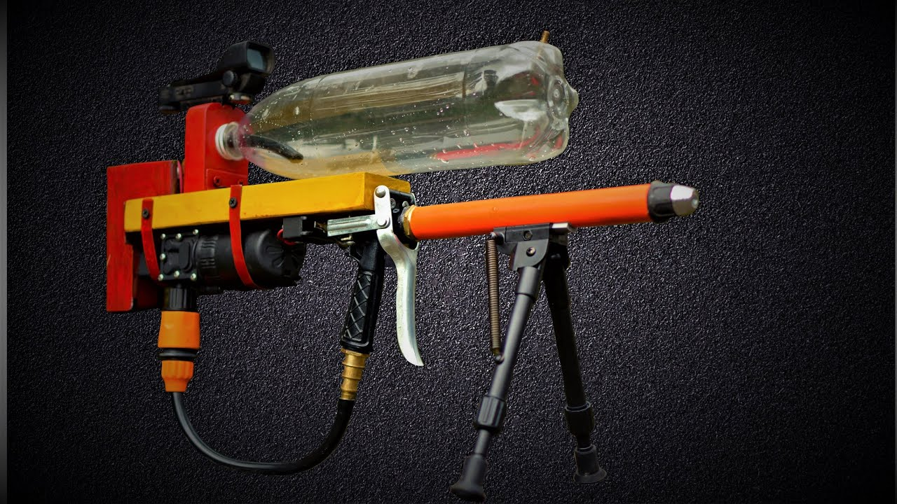 Powerful Water Gun | 160Psi 8L/Min.