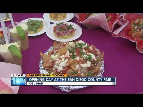 San Diego County Fair opens