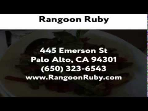 Rangoon Ruby - REVIEWS - Palo Alto, CA Restaurant Reviews