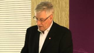Seminar med Sigbjørn Johnsen og Gudmund Hernes