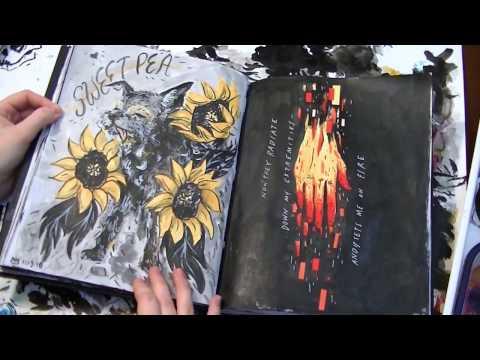 sketchbook share | oct16-jan17