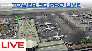 ATC Sim: Tower!3D Pro LIVE