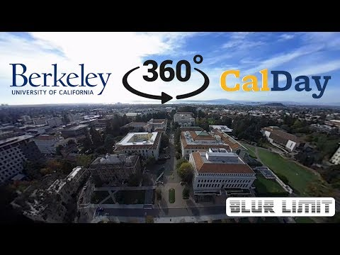 UC Berkeley 360° Cal Day Experience