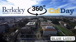 UC Berkeley 360° Cal Day Experience (Virtual Reality/VR, 360 Video)