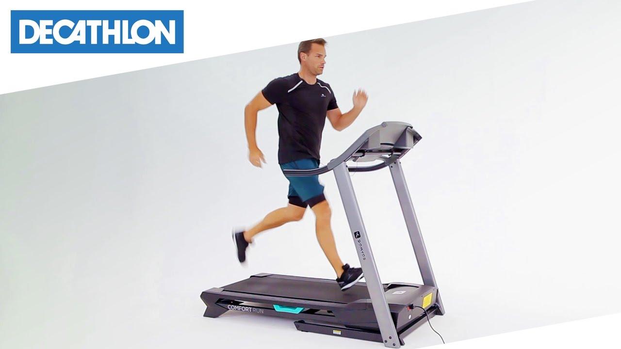 Tapis roulant comfort run di domyos decathlon italia youtube - Tapis roulant decathlon domyos ...