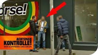 Mann mit gelber Weste gesucht! Detektive nehmen die Verfolgung auf! | Achtung Kontrolle | kabel eins