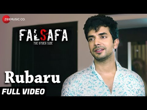Rubaru - Full Video |Falsafa |Manit Joura, Amitabh Srivastava & Geeta Agrawal Sharma|Rituraj Mohanty