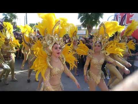 Desfile de carnaval Ensenada Baja California 2018