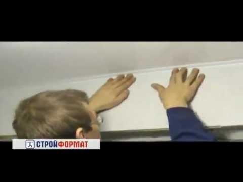 видео: Как обшить балкон пластиком