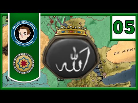CK2 - Monarch's Journey: Arwa Al-Sulayhi #5 - This Is Our Time.
