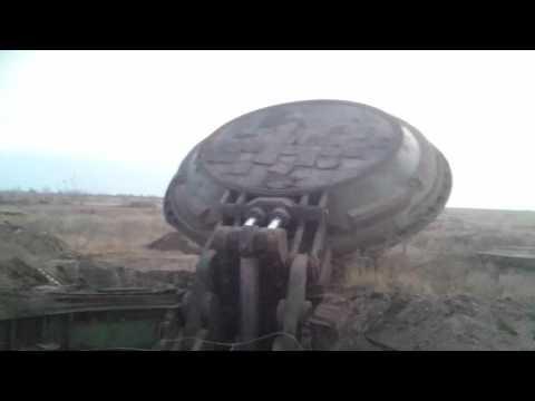 Заброшенная шахта баллистической