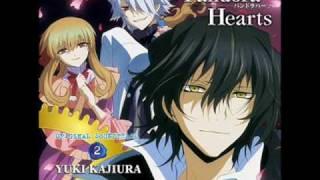 Pandora Hearts OST 2 - 02 - Everytime you kissed me DOWNLOAD MP3 + Lyrics
