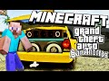 Minecraft no GTA Multiplayer