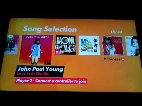 DanceStar Party Hits FULL LIST OF SONGS PS3