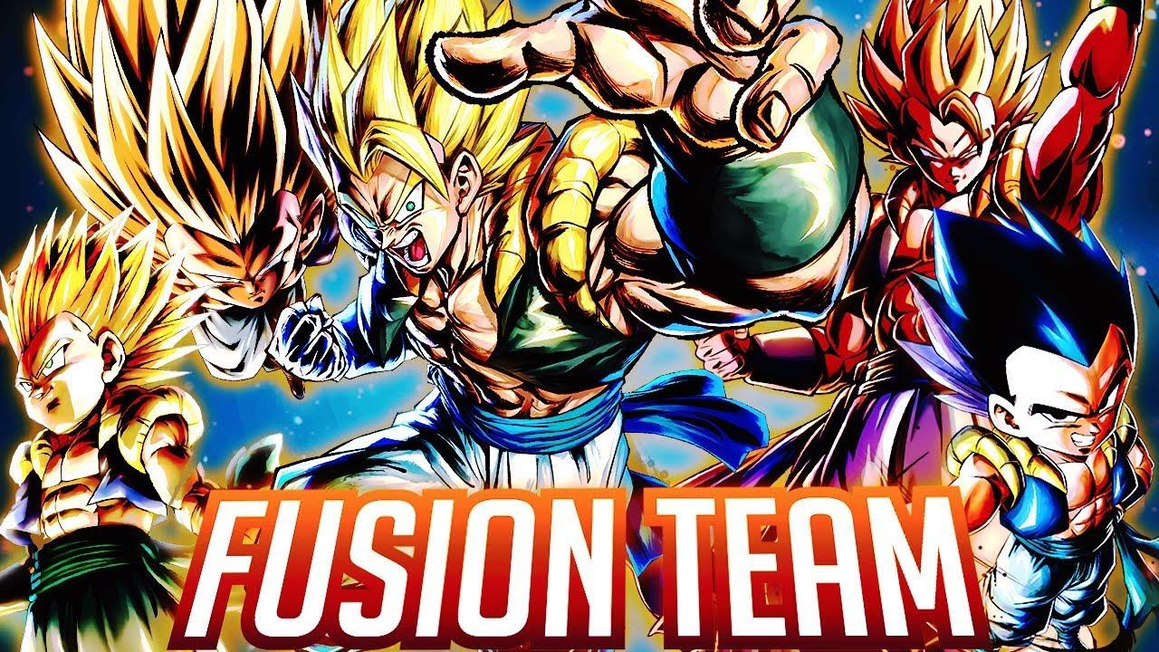 Image result for team fusion db legends