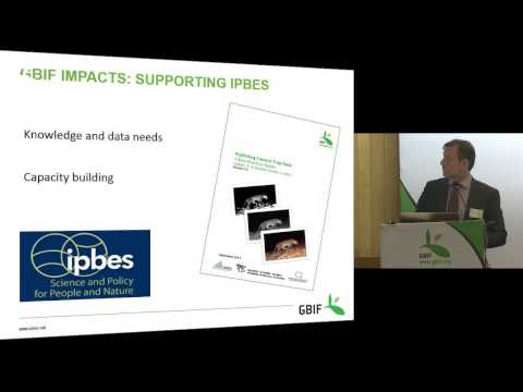 GBIF impacts