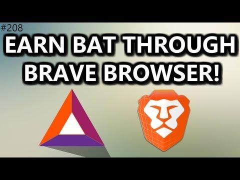 Earn BAT through Brave Browser! - Daily Deals: #208