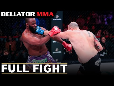 Full Fight | Timothy Johnson vs. Tyrell Fortune - Bellator 239