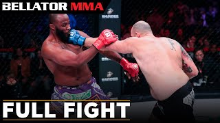Full Fight   Timothy Johnson vs. Tyrell Fortune - Bellator 239